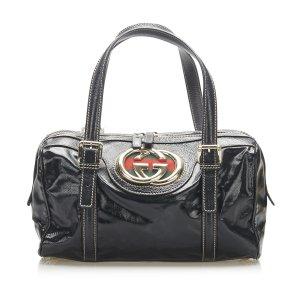 Gucci Dialux Britt Boston Bag