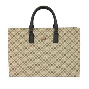 Gucci Diamante Canvas Business Bag