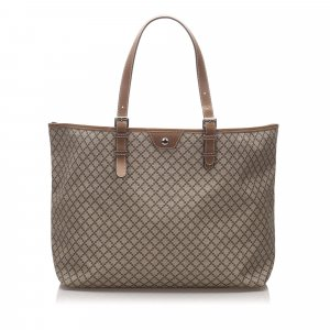 Gucci Diamante Canvas Tote Bag