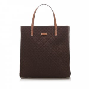 Gucci Diamante Felt Tote Bag