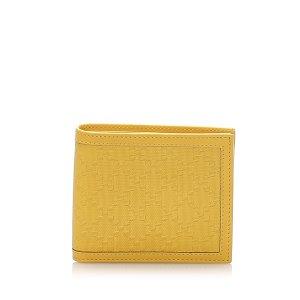 Gucci Diamante Leather Wallet