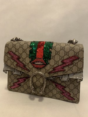 GUCCI DIONYSUS DAMEN TASCHE HANDTASCHE BAG (Limited Edition)