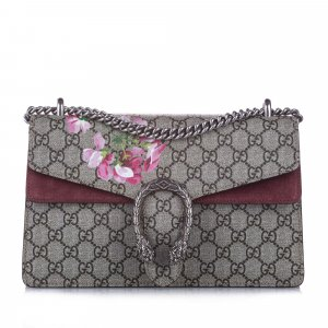 Gucci Dionysus GG Blooms Shoulder Bag