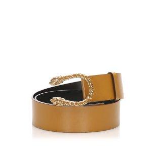 Gucci Dionysus Leather Belt