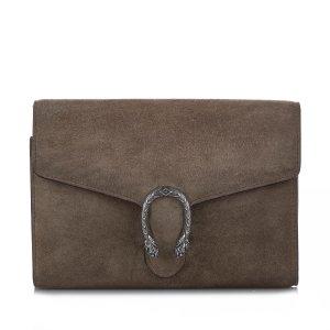 Gucci Dionysus Suede Leather Shoulder Bag