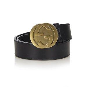 Gucci Double G Guccissima Belt