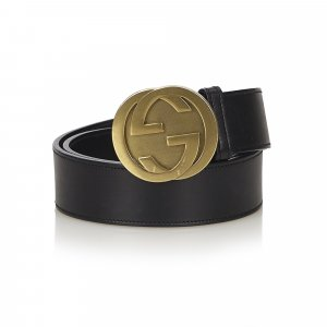 Gucci Double G Guccissima Belt