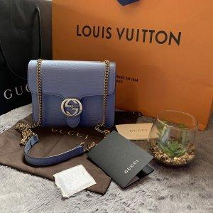 Gucci Pochette bleu azur