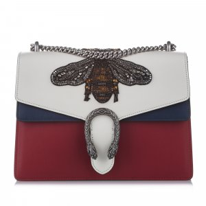Gucci Embellished Dionysus Shoulder Bag