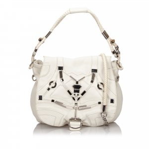 Gucci Embellished Techno Horsebit Flap Bag