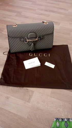 Gucci Schoudertas grijs