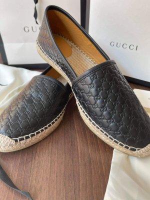 Gucci Classic Ballet Flats black