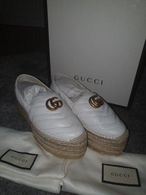 Gucci Espadrillas bianco