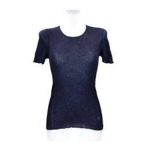 Gucci Crochet Shirt dark blue