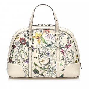 Gucci Satchel white