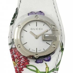 Gucci Watch white stainless steel