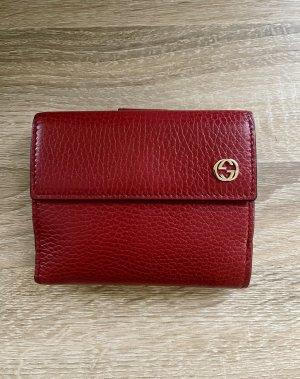 Gucci Portemonnee rood