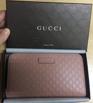 Gucci Portafogli rosa pallido