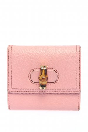 Gucci Portemonnee roze casual uitstraling