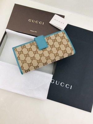 Gucci Portafogli turchese-blu cadetto