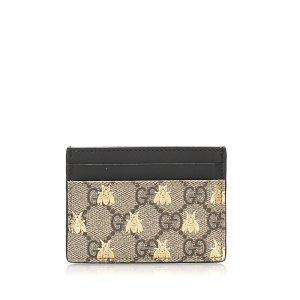 Gucci Custodie portacarte beige