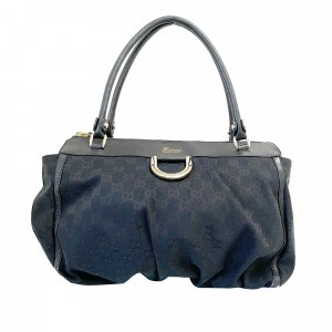 Gucci GG Canvas Abbey D-Ring Shoulder Bag