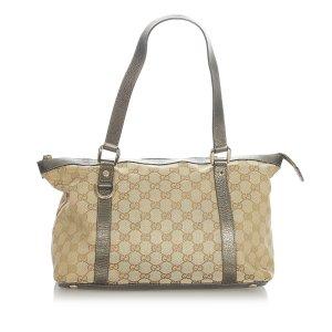 Gucci GG Canvas Abbey Tote Bag