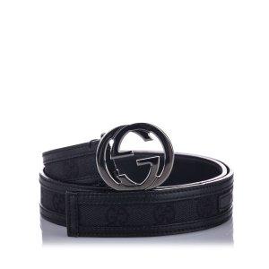 Gucci Riem zwart