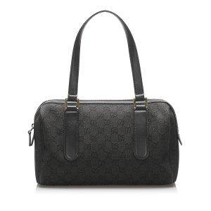 Gucci GG Canvas Charmy Handbag