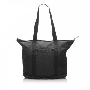 Gucci GG Canvas Collapsible Tote Bag