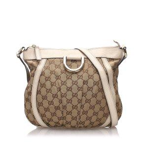 Gucci Bandolera beige