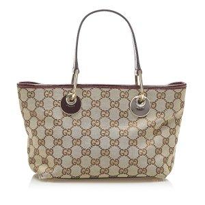 Gucci Handbag beige