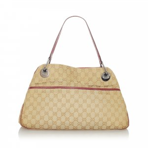 Gucci Borsa a tracolla beige