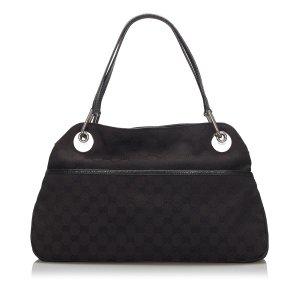 Gucci GG Canvas Eclipse Tote Bag