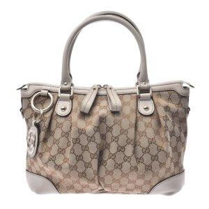 Gucci GG Canvas Hand Bag