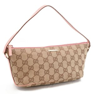 Gucci GG Canvas Hand Bag