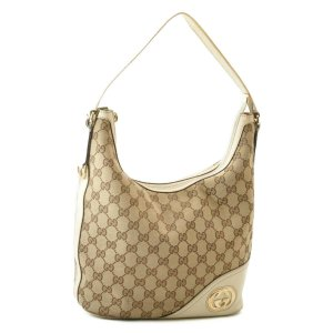 Gucci GG Canvas Interlocking