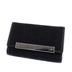 Gucci Key Case black