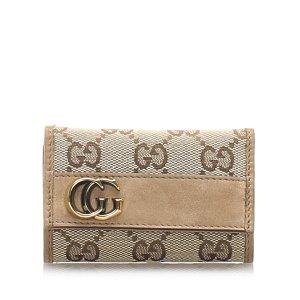 Gucci Key Case brown