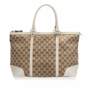 Gucci GG Canvas Lovely Tote Bag