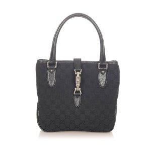 Gucci GG Canvas New Jackie Handbag