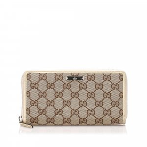 Gucci Portefeuille beige