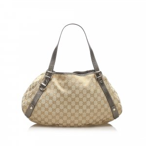 Gucci GG Canvas Pelham Shoulder Bag