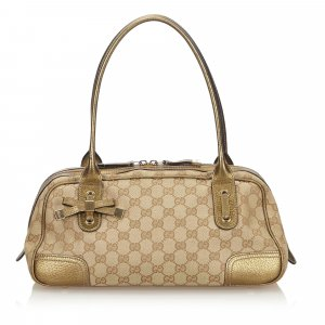 Gucci GG Canvas Princy Shoulder Bag