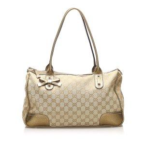 Gucci GG Canvas Princy Shoulder Bag