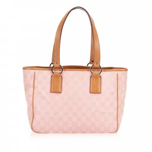 Gucci Tote pink