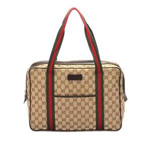 Gucci Business Bag beige