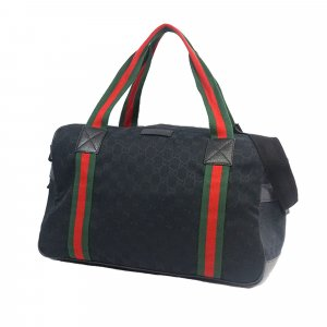 Gucci GG Canvas Web Weekender