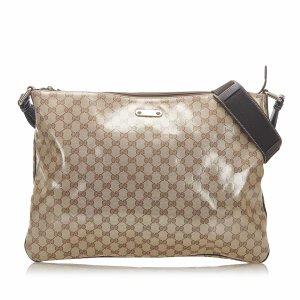 Gucci GG Crystal Crossbody Bag