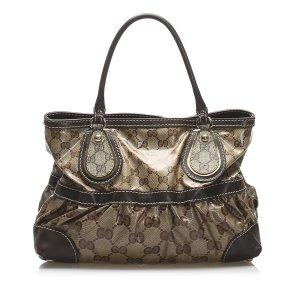 Gucci GG Crystal Shoulder Bag